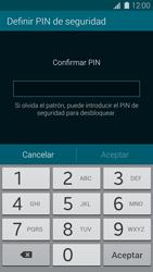 Desbloqueo del equipo por medio del patrón - Samsung Galaxy S5 - G900F - Passo 13