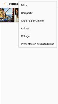 Transferir fotos vía Bluetooth - Samsung Galaxy J7 Prime - Passo 7