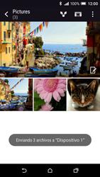 Transferir fotos vía Bluetooth - HTC One A9 - Passo 14