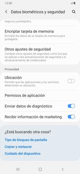 Cómo habilitar el GPS en tu teléfono - Samsung Galaxy A30 - Passo 4