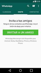Configuración de Whatsapp - LG X Cam - Passo 14