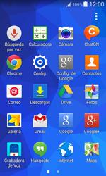 Configura el WiFi - Samsung Galaxy Core 2 - G355 - Passo 3