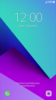 Configura el Internet - Samsung Galaxy J7 Prime - Passo 35