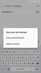 Envía fotos, videos y audio por mensaje de texto - Samsung Galaxy S7 - G930 - Passo 13