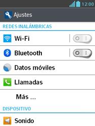 Configura el Internet - LG Optimus L3 II - Passo 4