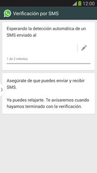 Configuración de Whatsapp - Samsung Galaxy Note Neo III - N7505 - Passo 7