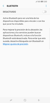 Conecta con otro dispositivo Bluetooth - Samsung Galaxy S8+ - Passo 6