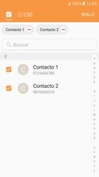 ¿Tu equipo puede copiar contactos a la SIM card? - Samsung Galaxy S7 - G930 - Passo 11