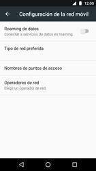 Configura el Internet - Motorola Moto G5 - Passo 8
