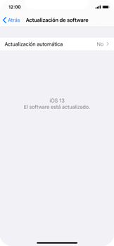Actualiza el software del equipo - Apple iPhone XS - Passo 7
