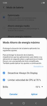 Modo de ahorro de batería - Samsung Galaxy A51 - Passo 7