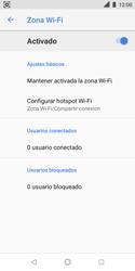 Configura el hotspot móvil - Nokia 3.1 - Passo 11
