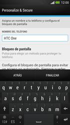 Activa el equipo - HTC One - Passo 12