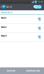 Configura el WiFi - LG Optimus L5 II - Passo 6