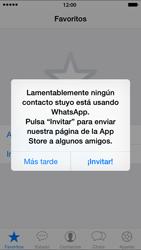 Configuración de Whatsapp - Apple iPhone 6 Plus - Passo 13