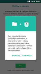 Configuración de Whatsapp - ZTE Blade A510 - Passo 5