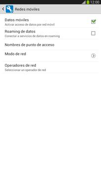 Configura el Internet - Samsung Galaxy Tab 3 7.0 - Passo 6