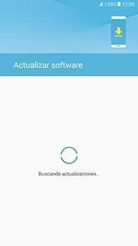 Actualiza el software del equipo - Samsung Galaxy A7 2017 - A720 - Passo 7