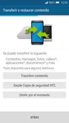 Activa el equipo - HTC One M9 - Passo 15