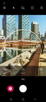 Modo profesional - Samsung Galaxy S10 Lite - Passo 7