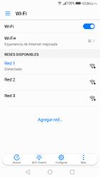 Configura el WiFi - Huawei P10 - Passo 7