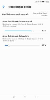 Desactivación límite de datos móviles - Huawei P Smart - Passo 8