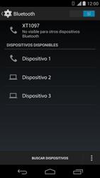 Conecta con otro dispositivo Bluetooth - Motorola Moto X (2a Gen) - Passo 6