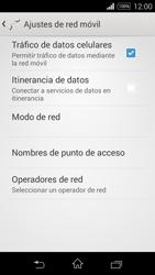 Desactiva tu conexión de datos - Sony Xperia E3 D2203 - Passo 4