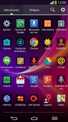 Transferir fotos vía Bluetooth - LG G Flex - Passo 3