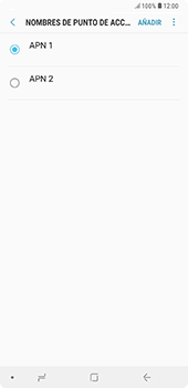 Configura el Internet - Samsung A7 2018 - Passo 17