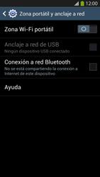 Comparte la conexión de datos con una PC - Samsung Galaxy S4  GT - I9500 - Passo 5