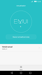 Actualiza el software del equipo - Huawei Cam Y6 II - Passo 5