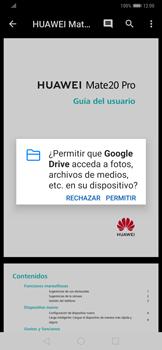 Descargar contenido de la nube - Huawei Mate 20 Pro - Passo 10