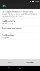 Activa el equipo - HTC One M8 - Passo 5