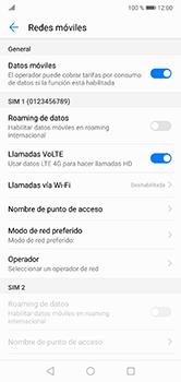 Desactiva tu conexión de datos - Huawei P20 Lite - Passo 4