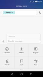 Envía fotos, videos y audio por mensaje de texto - Huawei Y6 - Passo 9