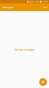 Envía fotos, videos y audio por mensaje de texto - Samsung Galaxy J7 - J700 - Passo 3