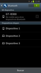 Conecta con otro dispositivo Bluetooth - Samsung Galaxy S 3  GT - I9300 - Passo 6