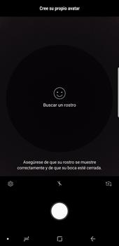 Creación de Avatars - Samsung Galaxy S9 Plus - Passo 12