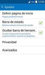 Configura el Internet - Samsung Galaxy J1 - J100 - Passo 21