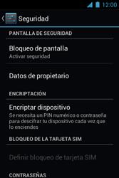 Desbloqueo del equipo por medio del patrón - Motorola RAZR D1 XT914 - Passo 5