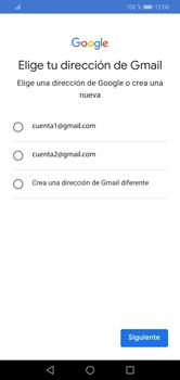 Crea una cuenta - Huawei Y7 2019 - Passo 8