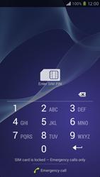 Activa el equipo - Sony Xperia M2 Aqua D2303 - Passo 3