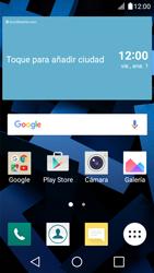 Conecta con otro dispositivo Bluetooth - LG K4 - Passo 1
