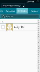 Envía fotos, videos y audio por mensaje de texto - Samsung Galaxy A3 - A300M - Passo 5