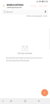 Configura tu correo electrónico - Samsung Galaxy Note 8 - Passo 12