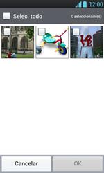 Envía fotos, videos y audio por mensaje de texto - LG Optimus L7 - Passo 15