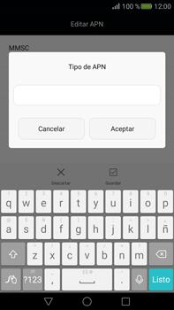 Configura el Internet - Huawei Mate S - Passo 13