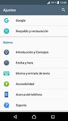 Actualiza el software del equipo - Sony Xperia E5 - Passo 5