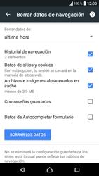 Limpieza de explorador - Sony Xperia E5 - Passo 10